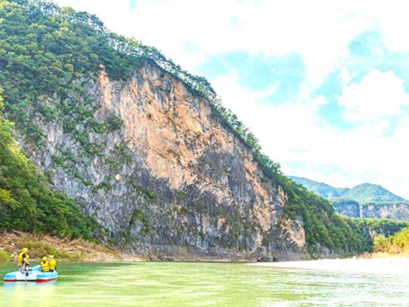 Pyeongchang Donggang River Adventure