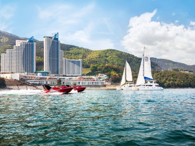 Family weekend on Geoje Island