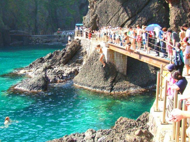 Ulleungdo & Dokdo Island Trip
