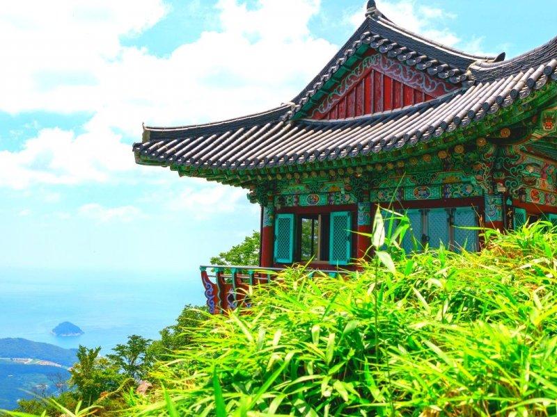 Namhae Island Adventure Trip